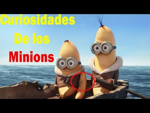 Curiosidades de los Minions from YouTube · Duration:  7 minutes 44 seconds