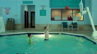 Trip to Atlantis Hotel in Wisconsin Dells Part 1 NBC Vlogs #9