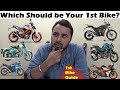 Buying your 1st Bike ? | Don't Do This Mistake | How & Which Bike to Choose ? | MotoVlog