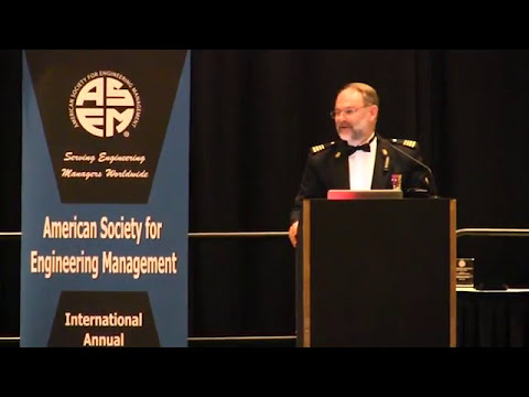 ASEM Engineering Manager of the Year Acceptance Speech 2016
