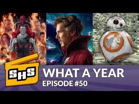 What A Year | Episode 50 | Superhero Slate