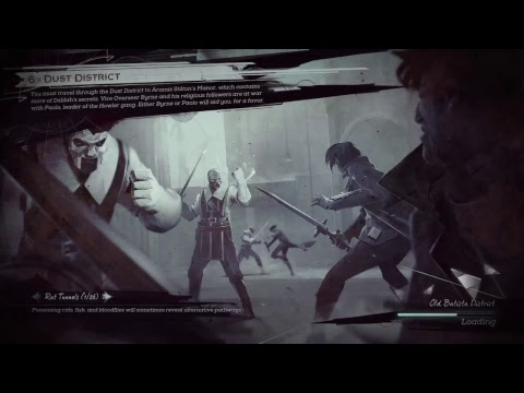 Dishonored 2 - Non Lethal Assault