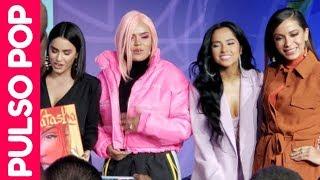 Karol G, Anitta, Lali, Becky G, Natti Natasha en LATIN MUSIC WEEK (parte 1)