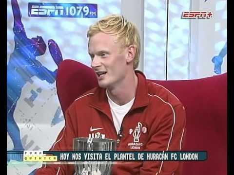 Huracán FC London   Pura Quimica de ESPN+   Parte 1 / 2