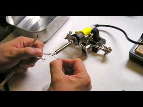 How To Solder XLR Audio Connectors  YouTube
