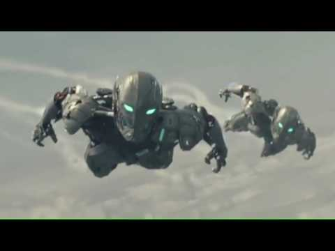 War Machine Fight Moves & Flight Compilation HD Song IRON MAN Ryan Louder