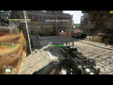 Black Ops 2 Hacker vs Call of Duty Athlete in League Play