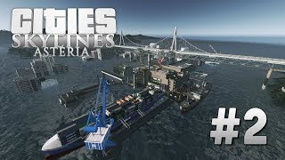 Cities Skylines Asteria [2] The Ruins of the Old World