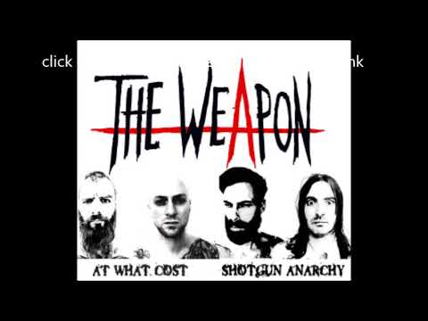 Killswitch's Jessie Leach side project The Weapon release 2 songs!