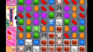 Candy Crush Saga Level 689 - No Boosters