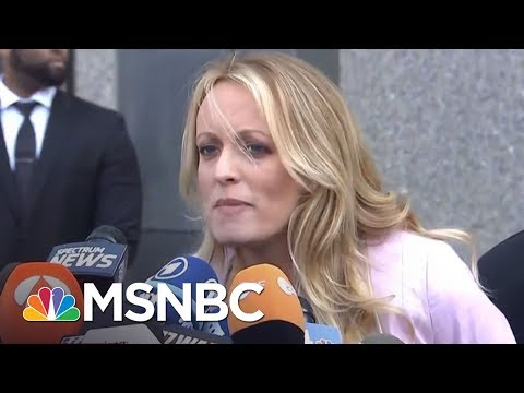 "Avenatti On President Trump Legal Setback And ""Remarkable"" Court Moment 