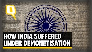 The Quint | Poore Pachaas Din, Sarkar: How India Suffered Under Demonetisation