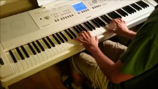Yiruma - River Flows in You (piano cover by Toms Mucenieks) - Kyle Landry arrangement