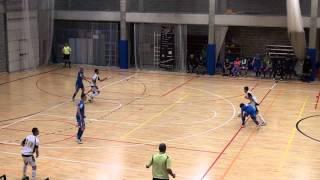 Morlanwelz-FT Antwerpen futsal