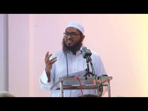 Ash Shaikh Murshid Mulaffar - ACJU Education For All Conference Sri Lanka