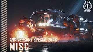 Star Citizen: Anniversary 2948 - MISC