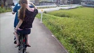 Journey in Japan - Riding Bikes In Japan 【日本でジャーニー】