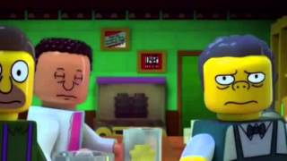 The Simpsons LEGO / GERMAN Part 1