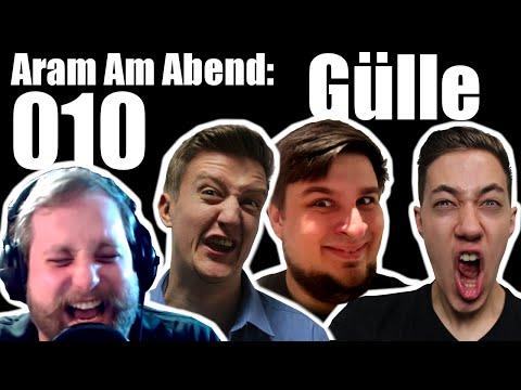 DIE BESTE FOLGE ALLER ZEITEN Aram Am Abend #010: Gülle ft. tinNendo, Perrick und KavalierPirat