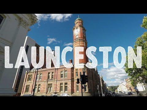 Explore LAUNCESTON - Tasmania