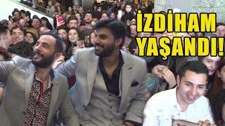 Kısmetse Olur Yarışmacıları Ankara'yı Adeta Salladı!