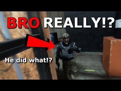 WORST Airsoft Experience EVER! Are you Kidding Me!? DSG ARP-9 Gameplay