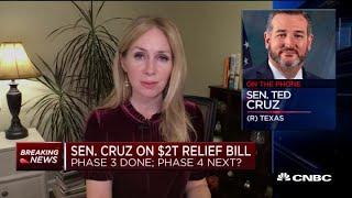 Senators call on Saudi Arabia to allow the price of oil to stabilize: Sen. Ted Cruz