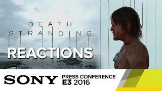 Death Stranding?! - E3 2016 GameSpot Post Show
