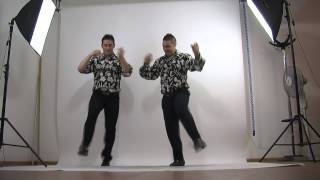 Joc tiganesc - GYPSY DANCE 3