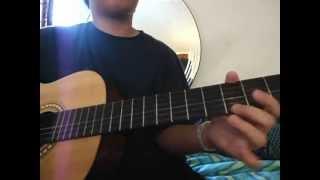 Alesana- Apology Guitar Cover