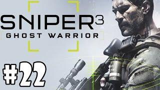 Sniper Ghost Warrior 3 - Walkthrough - Part 22 - Act 4 | Bridge (PC HD) [1080p60FPS]