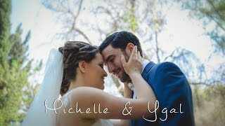 Michelle & Ygal | Beautiful Jewish Wedding in Mexico City