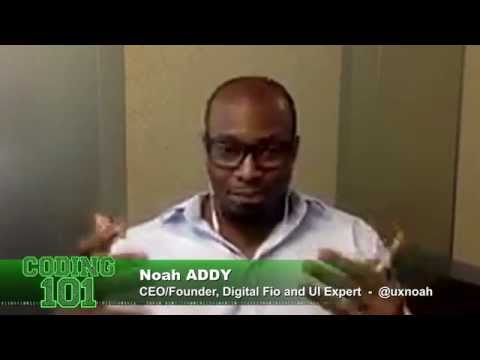 Coding 101 85: Wildcard with Noah Addy