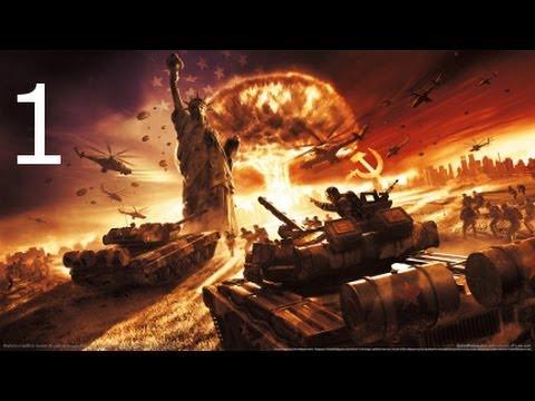Третья Мировая Началась! Падение Берлина в World in Conflict