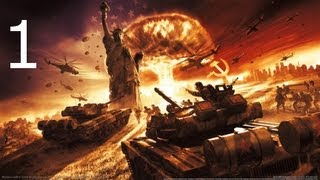 ➜ World in Conflict - Walkthrough - Part 1: Liberation [Very Hard]