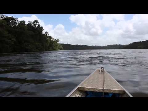 Oiapoque (Brazil) to St Georges (French Guiana) Border Cross By River