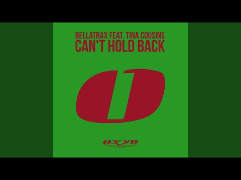 Can't Hold Back (feat. Tina Cousins) (Radio Edit)
