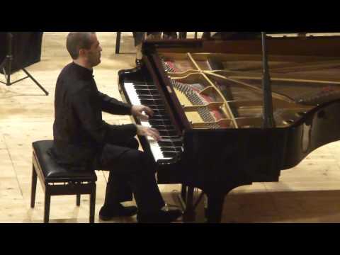 Alberto Nose - Beethoven Concerto N 5 - Live at Tbilisi - 2013 (Excerpt Mov 1 )