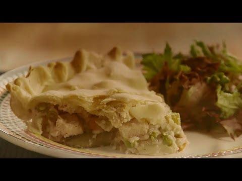 How To Make Turkey Pot Pie | Turkey Leftover Recipes | Allrecipes.com