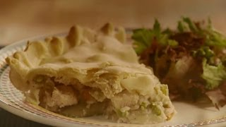 Turkey Leftover Recipes - How To Make Turkey Pot Pie