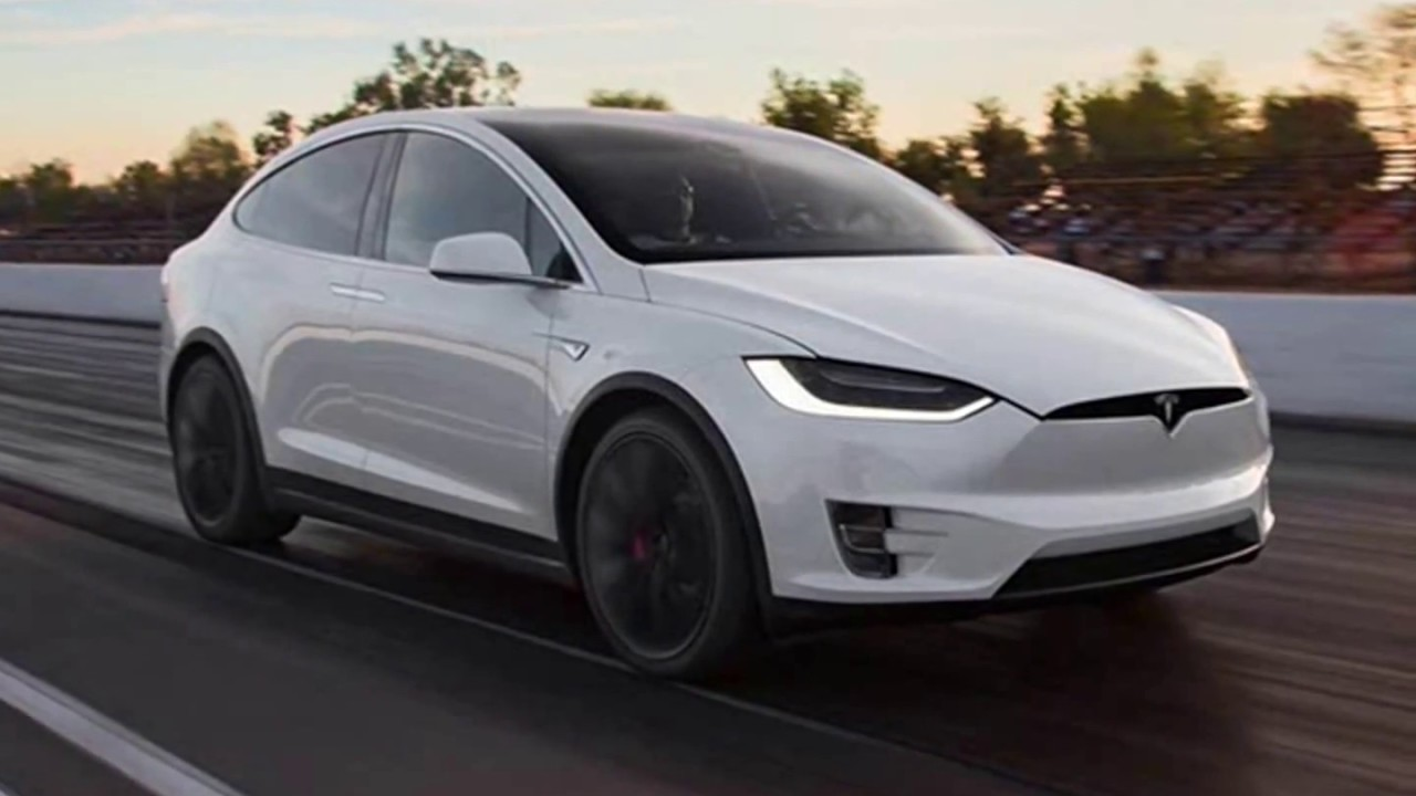 Tesla Model X 2018 Electric Suv Review