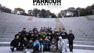 Chris 'Blane' Rowat workshop 2015 - Master Your Movement   Parkour Generations Korea