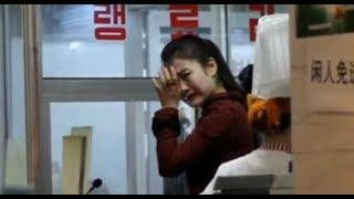 로드맨 방북 당시 북한 여성이 파티장 밖에서 눈물 흘린…