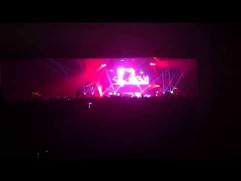 """Suavemente"" (Kennedy Jones Trap Remix) dropped at UKF New York Hammerstein Ballroom"