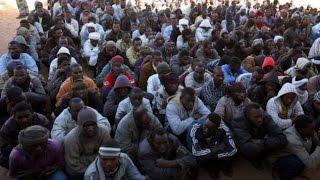 Millionen Afrikaner wollen nach Europa