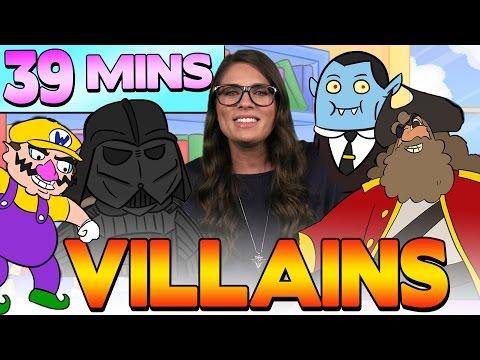 Best of Cool School Villains - Compilation | Captain Hook, Evil Witch, Rumpelstiltskin, & More!