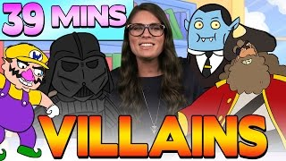 Best of Cool School Villains - Compilation | Captain Hook, Evil Witch, Rumpelstiltskin, & More!