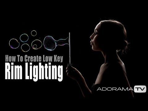 Rim Lighting For Portraits: Take And Make Great Photography With Gavin Hoey