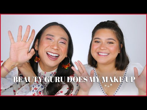 DI MAKE UP IN PIPI KETAMPAR SAMA SARAH AYU? - #BeautyGuruDoesMyMakeUp || Jovi Hunter ft. Bubita