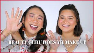 DI MAKE UP IN PIPI KETAMPAR SAMA SARAH AYU? - #BeautyGuruDoesMyMakeUp || Jovi Hunter ft. Bubita